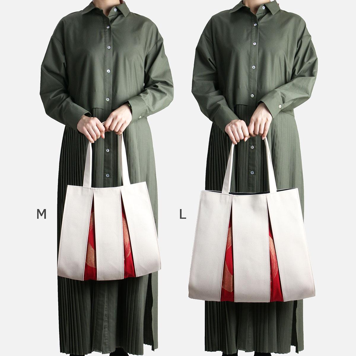 KOSHO ougi 帆布 トートバッグ madoka M