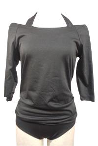 オフショルダーラグランTシャツ(7色)