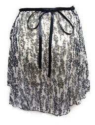 20%オフ お値下げ バレエ巻きスカート