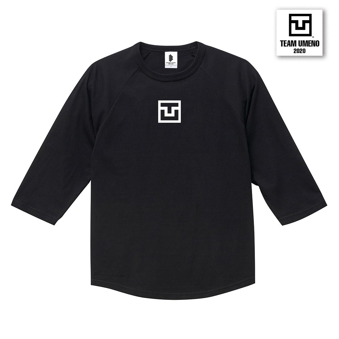 TeamUMENO 7部袖Tシャツ