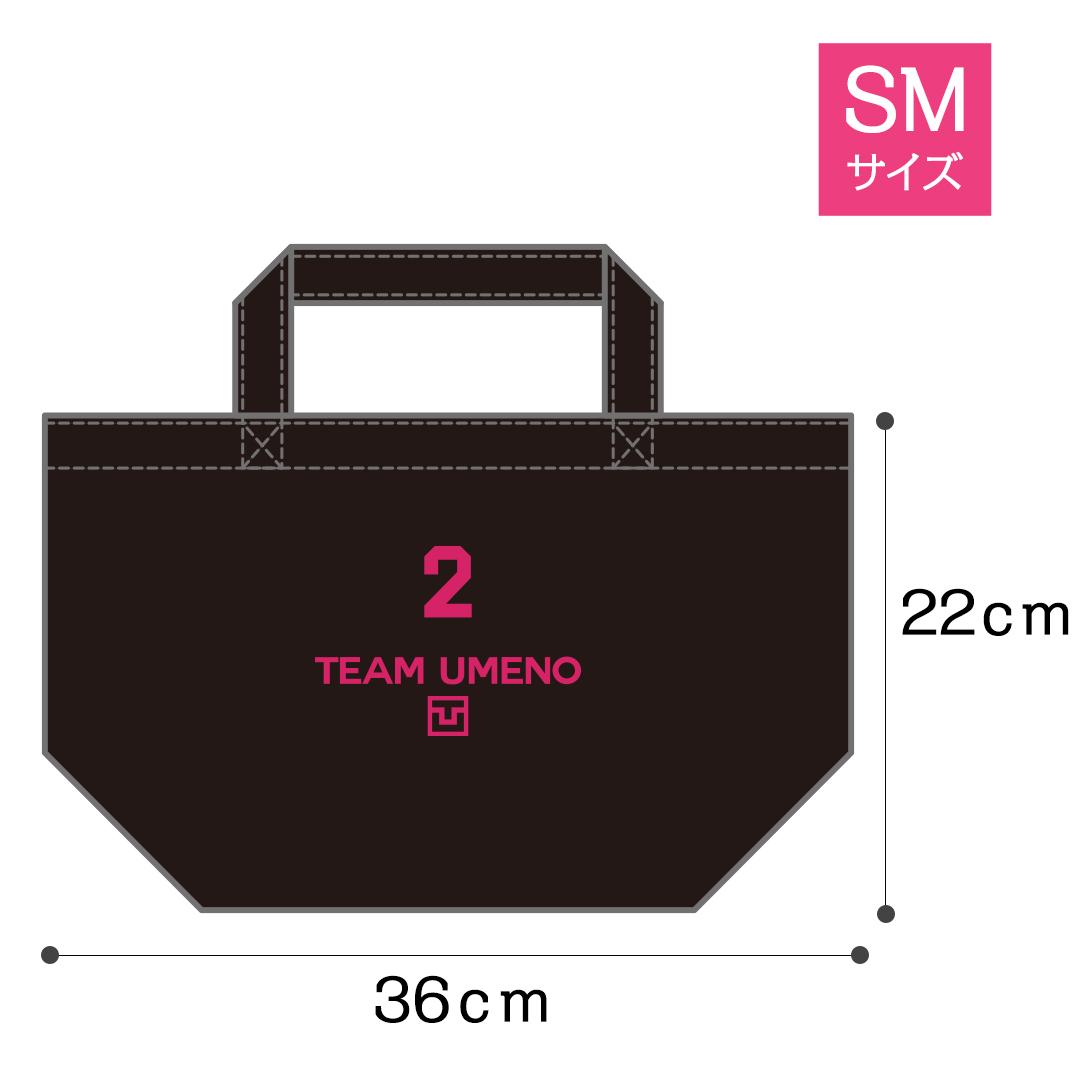 TeamUMENOランチトートバック「2」