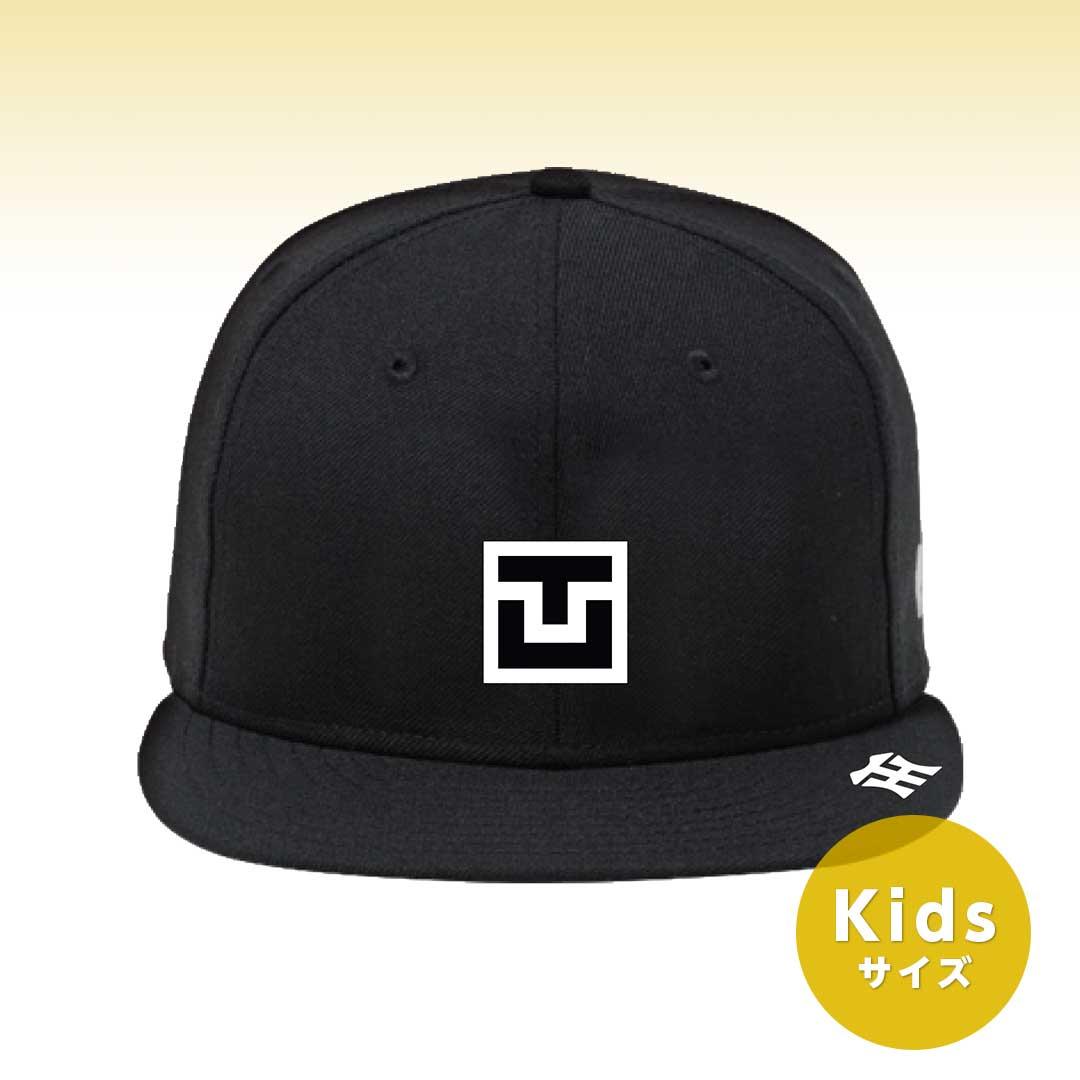 KidsサイズTeamUMENOキャップ+パーカーセット