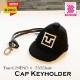 TeamUMENO Cap Keyholder【Black】