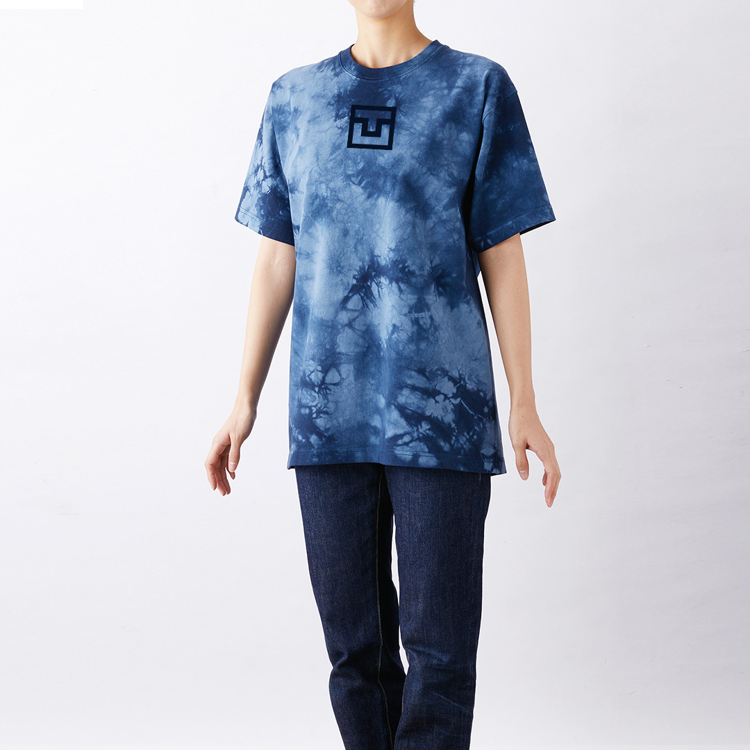 TeamUMENO Tシャツ2020:タイダイ染