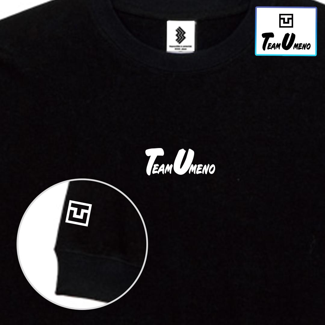 TeamUMENO ビックシルエットロングスリーブTシャツ002
