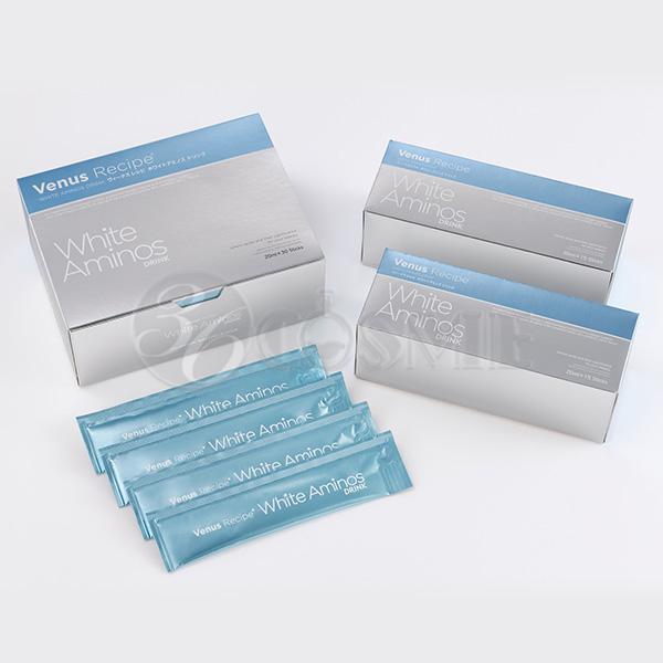 アクシージア ヴィーナスレシピ ホワイト アミノズ ドリンク2箱(1箱20ml×15本)