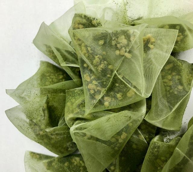 掛川産 抹茶入り緑茶ティーバッグ3g×15袋 3個 冷たい おいしい お茶 送料無料(ポスト投函)