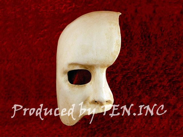 ベネチアンマスク Fantasma Dellopera Cera