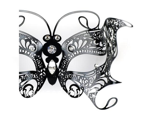 ベネチアンマスク Farfalla Lux