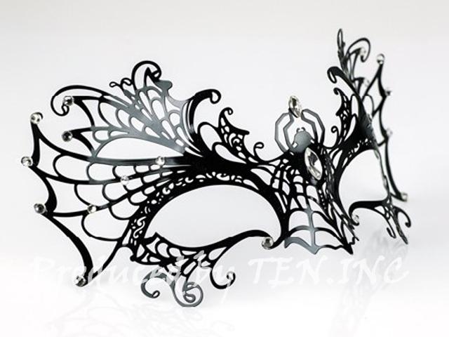 ベネチアンマスク Spider Lux