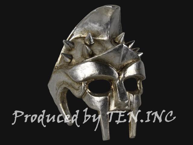 ベネチアンマスク Gladiatore Silver