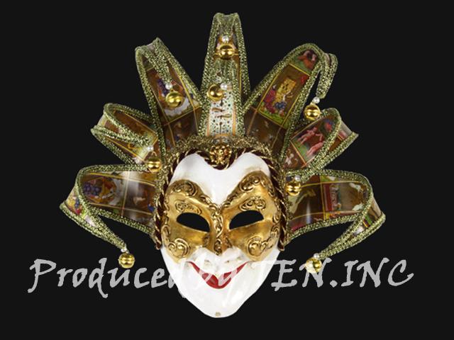 ベネチアンマスク Joker Tarot