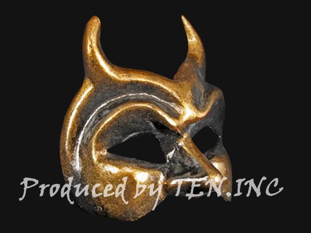ベネチアンマスク Diavolo Bronze