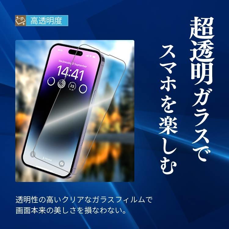 Galaxy A32 5G 旭ガラスフィルム 2枚セット
