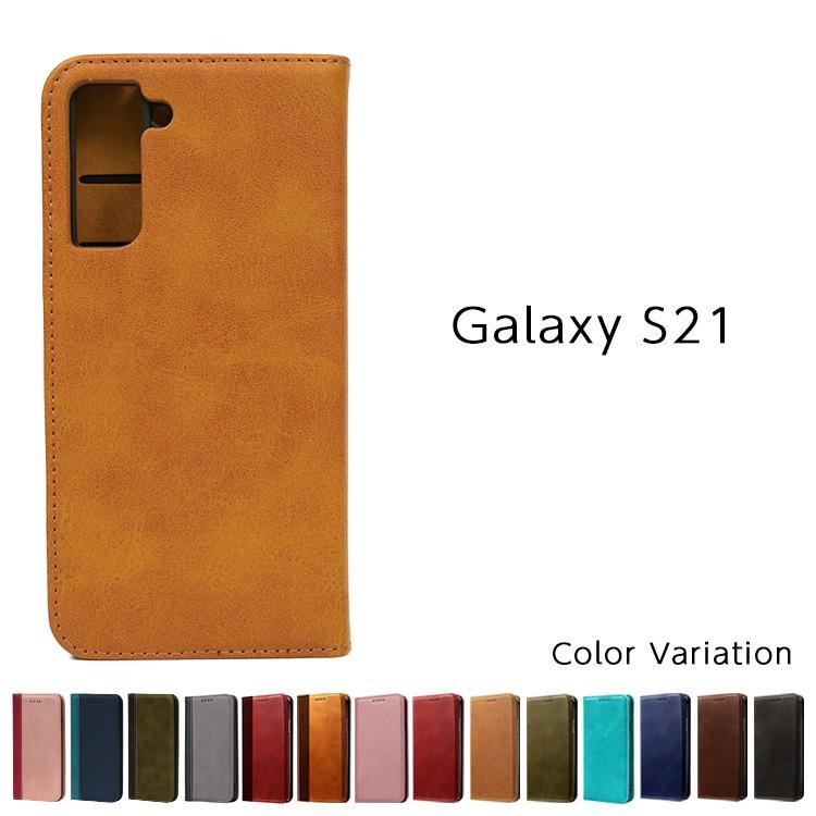 Galaxy S21 フタピタPU