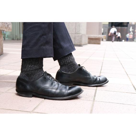【365】働く足にやさしい靴下  2020AW