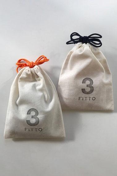 【TRIABEAT】FITTO 3(スリイ) ルームソックス