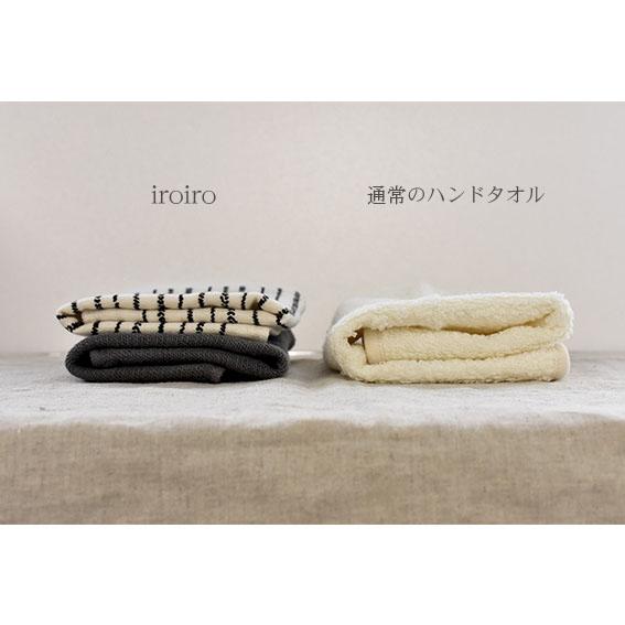 【calmland】iroiro ハンドタオル