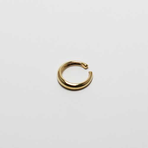 TOM WOOD/Ear Cuff slim Gold