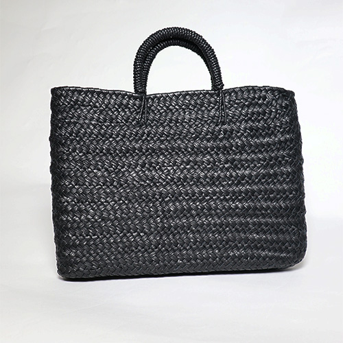 Aeta/KG17 LEATHER BRIEF BASKET S