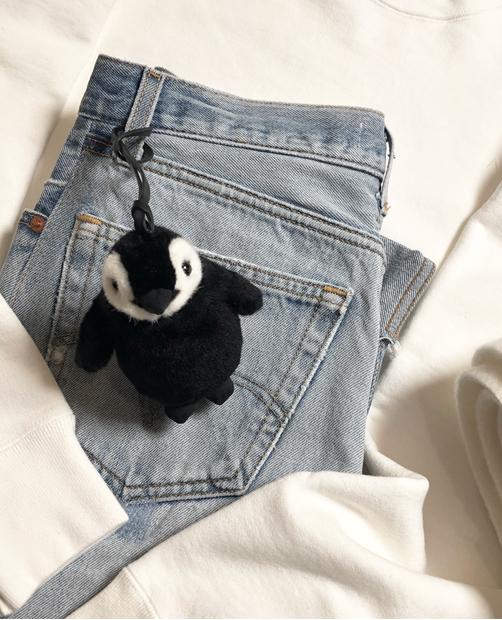 Aeta/Aeta×KOSEN stuffed animal charm key ring