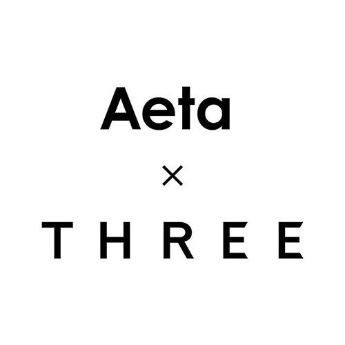 Aeta/AT04 Aeta×THREE COSMETIC POUCH S