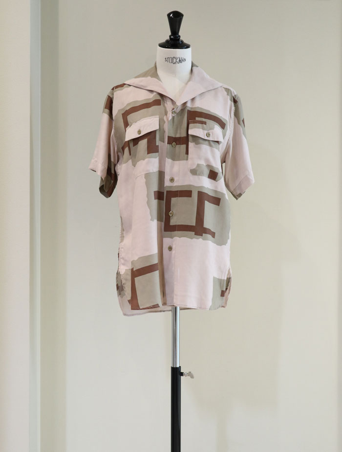 YOUNG&OLSEN The DRYGOODS STORE/CAMO SHRITS