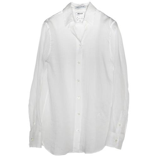 MADISONBLUE/MADAME SHIRT RAMIE