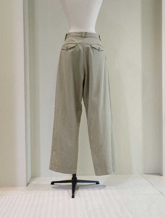 MADISONBLUE/CHINO HIGH WAIST PANTS