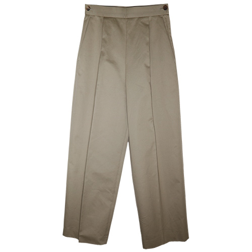 ATON/WEST POINT TAPERED PANTS