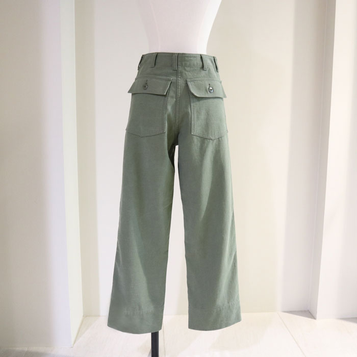 MADISONBLUE/FATIGU PANTS L.BS