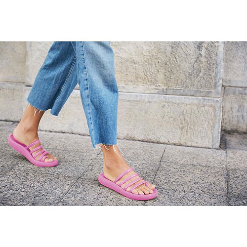ANCIENT GREEK SANDALS/NIKI COMFORT WOMEN'S FLAT SANDAL