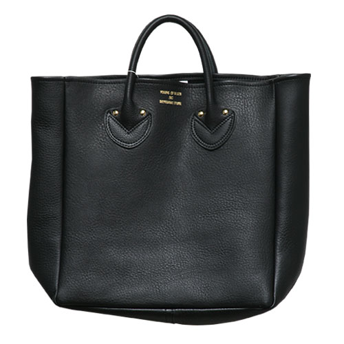 YOUNG&OLSEN The DRYGOODS STORE/EMBOSSED LEATHER TOTE M