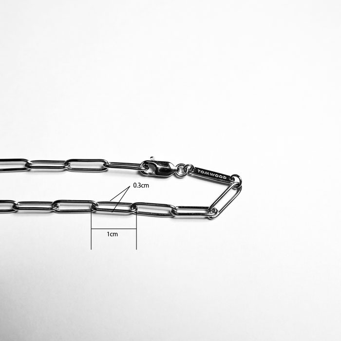 TOM WOOD/Box Chain