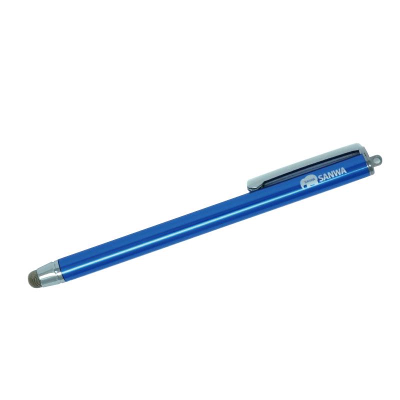 SANWA 静電容量式 タッチペン スタイラス 2本セット