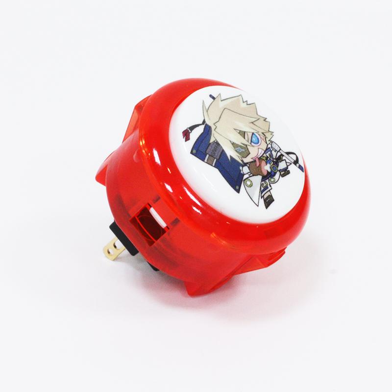 GUILTY GEAR Xrd キャラ印刷押しボタン 【ちびキャラ】