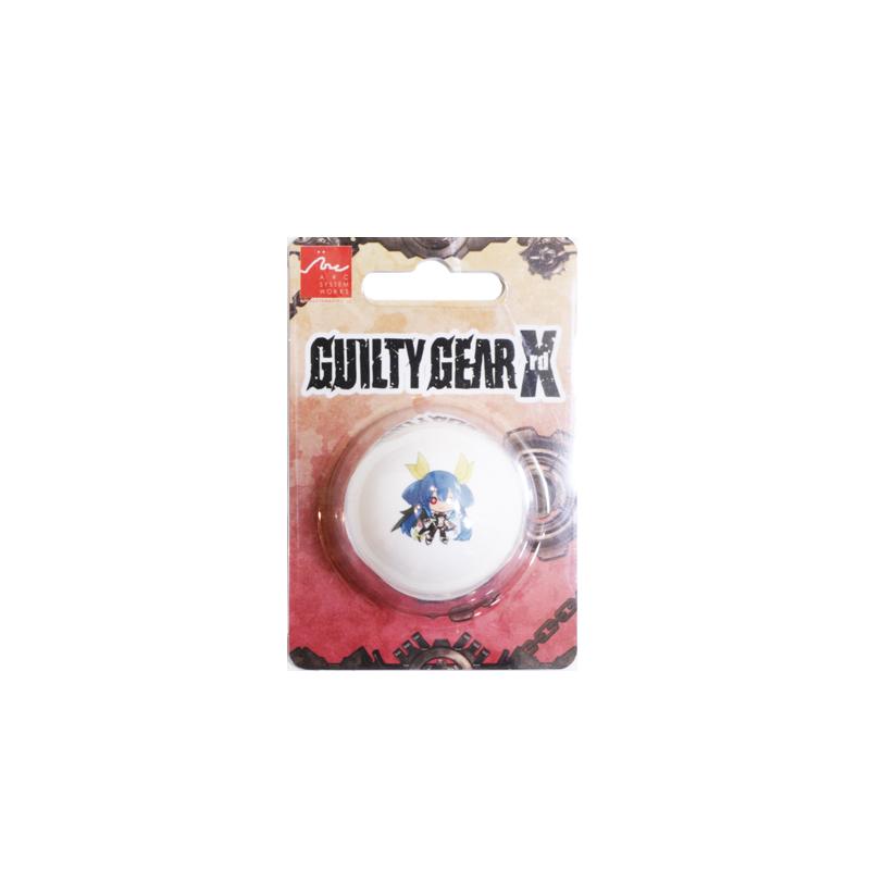 GUILTY GEAR Xrd キャラ印刷レバーボール 【ちびキャラ】