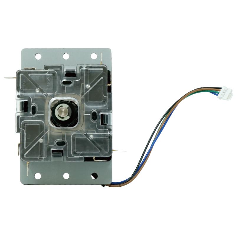 【JLV-T2B】 1トリガー2ボタンデジタルレバー