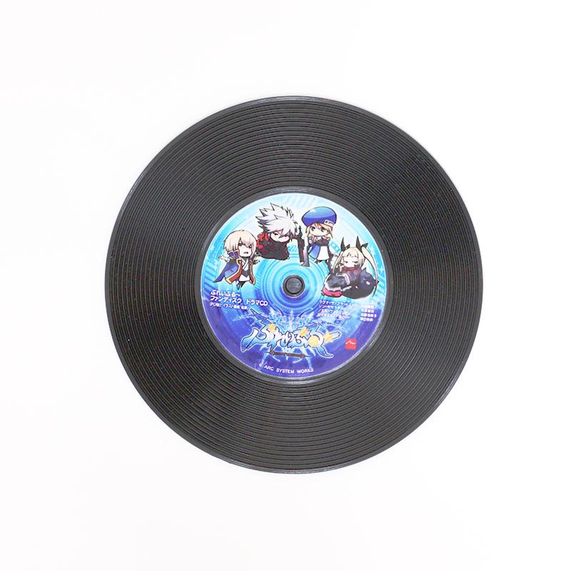 BLAZBLUE レコードコースター