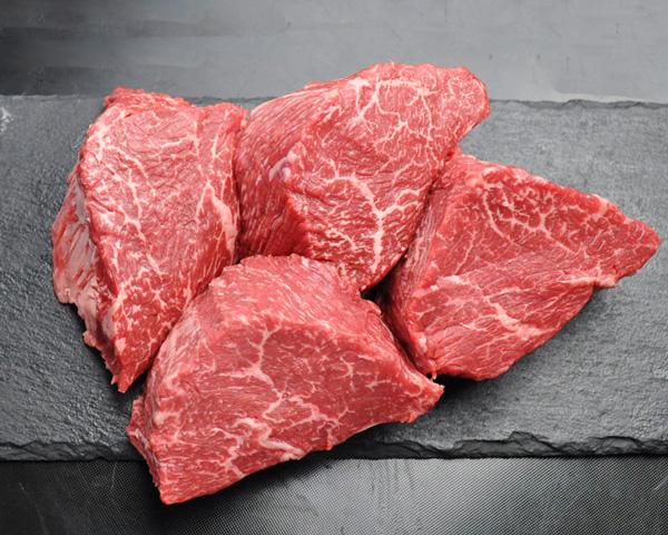 黒毛和牛ステーキモモ 200g×3枚【贈答用木箱】