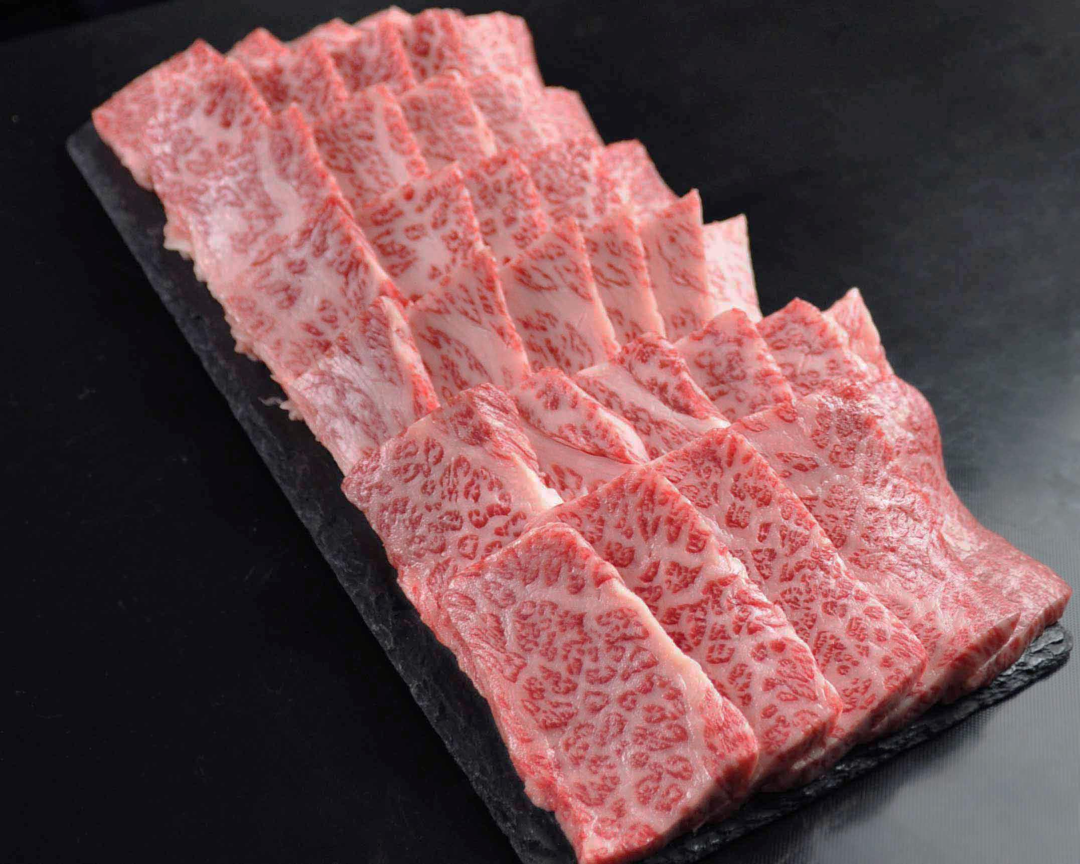 黒毛和牛焼肉霜降り 1000g【贈答用木箱】