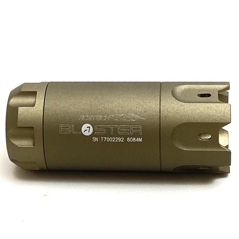 ACETECH PAT0600-T-001 Blaster Tracer Unit (M14 CCW) (Tan)