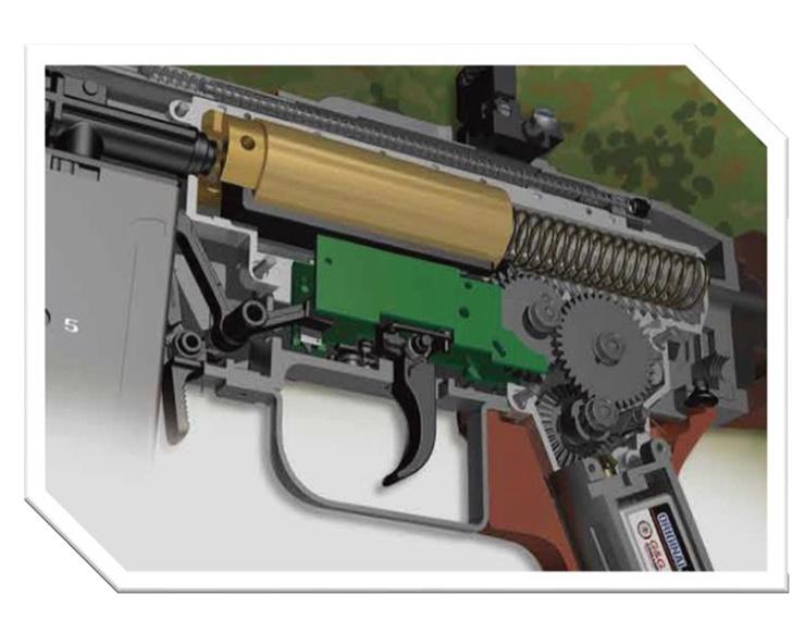 初回販売分完売!4/9発売 ご予約品 G&G ARMAMENT Type 64 BR ※代引き不可
