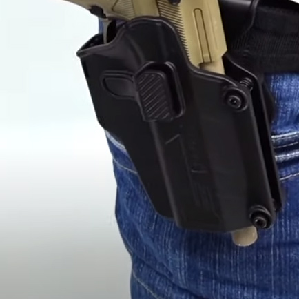 AMOMAX AM-UH Per-Fit Holster
