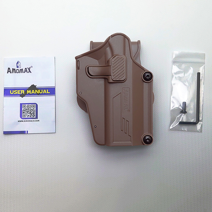 AMOMAX AM-UHF Per-Fit Holster FDE