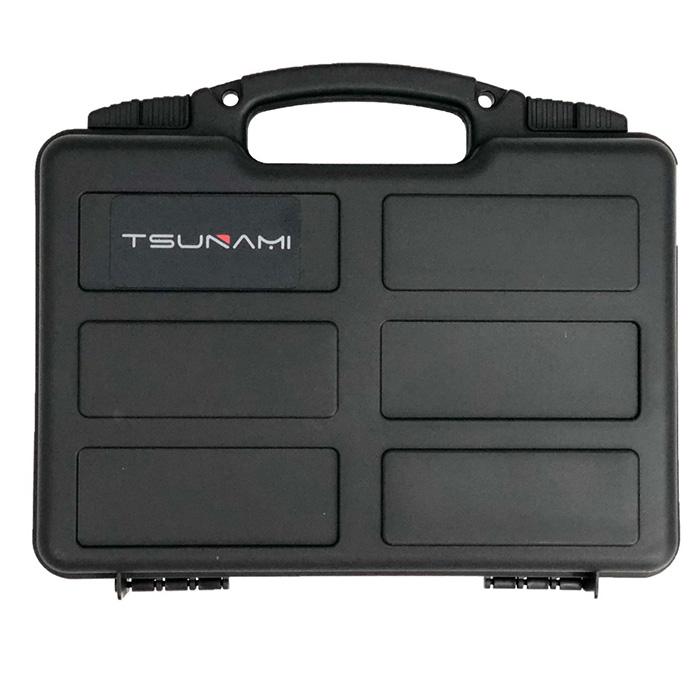 TSUNAMI 312508 ハードガンケース