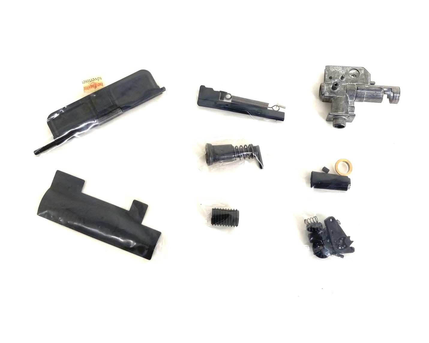 G&P GP-MEB020DE MOTS Taper Metal Receiver for Tokyo Marui M4 / M16 Series & G&P F.R.S