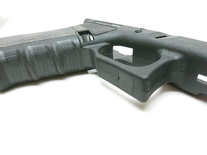 Guns Modify Polymer Gen 3 RTF Frame T Style for Tokyo Marui Glock17 GM0277