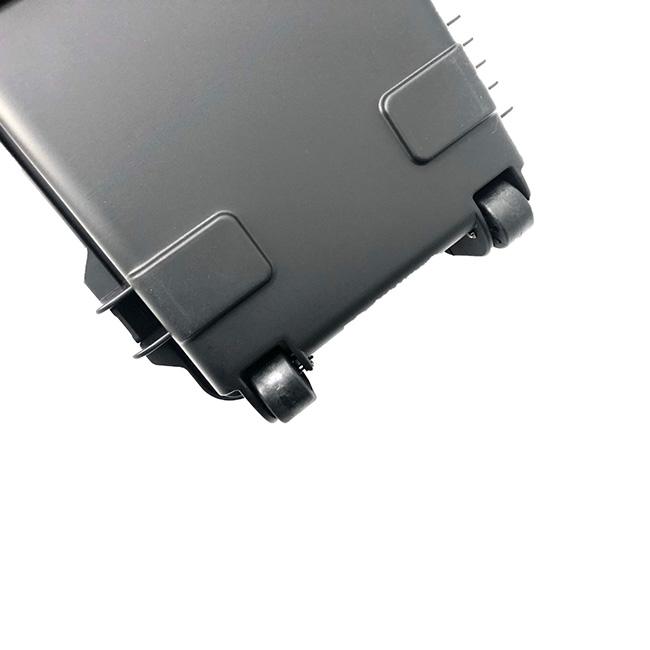 TSUNAMI 1043513 キャスター付ハードガンケース