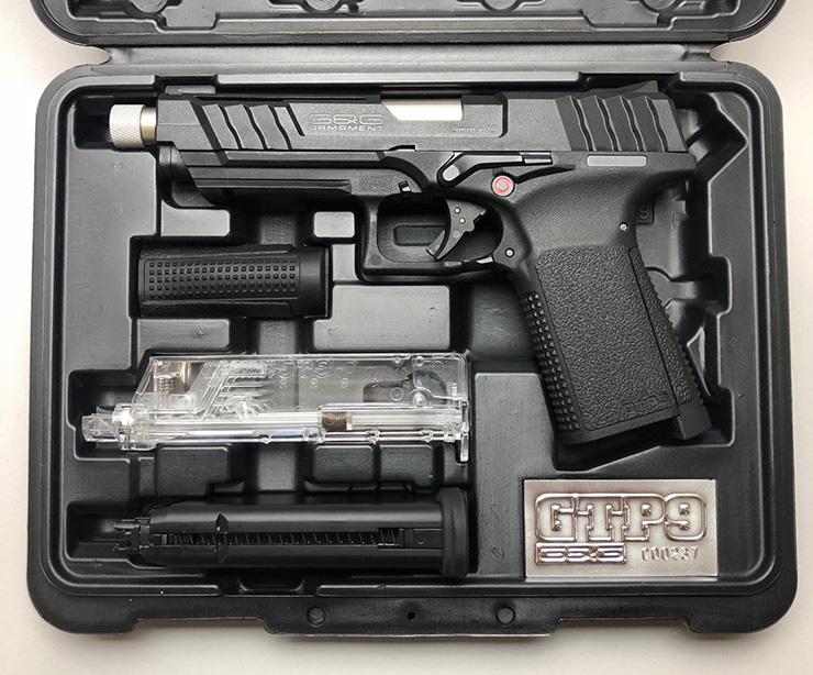 G&G GTP9 ガスハンドガン
